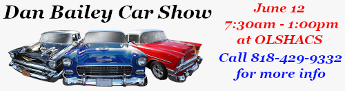 Dan Bailey Car SHow